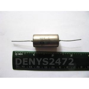 0.47uF 630V PIO Capacitors K40Y-9. Lot of 4 NEW