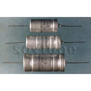 Russian Electrolytic Capacitors 1000uF 16V 60 pcs