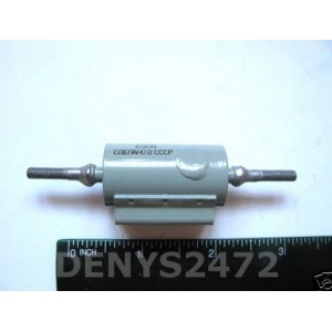 0.22uF 125V Feed Thru Capacitors EMI filters Lot 8