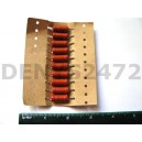 1.3 Ohm 2W Metal Film Russian  Resistors Lot of 75 NEW