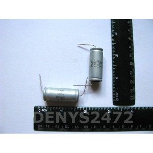 Paper / Aluminium Foil Capacitor 0.01uF 1500V MBM 70