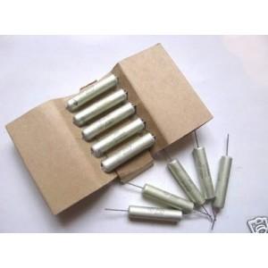 1.3 kOhm 10W Precision Wire Wound Resistors 18 pcs