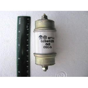 0.01uF 8kV teflon doorknob capacitors FGT-I Lot of 6