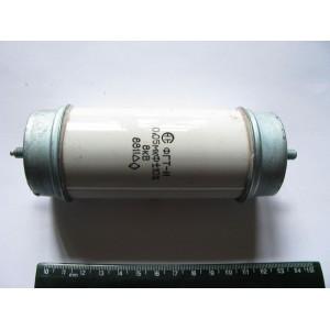 0.05uF 8kV teflon doorknob capacitors FGT-I Lot of 2