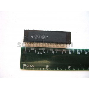 KR1816VE51  IC Russian Clone of Intel 8051 NEW
