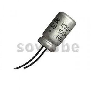 Russian Electrolytic Capacitors 1uF 160V 360 pcs
