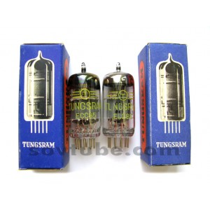 ECC85 Tungsram tubes Lot of 4 NEW