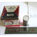 Russian  Scintillator NaJ (TI) 16*40 mm NEW Scintillation Detector