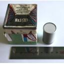 Russian  Scintillator NaJ (TI) 20*40 mm NEW Scintillation Detector