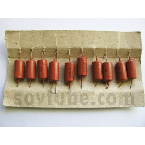 0.022uF 400V PIO Capacitors K40P-2A Lot of 10 NEW k40y-9